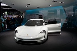 Porsche, The Mission E Going for Tesla's Throat