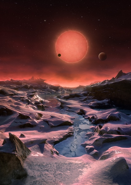 NASA Has Recently Discovered Seven Earth-Sized Planets with Life-Sustaining Potential