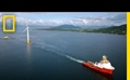 World's First Ocean Wind Farm