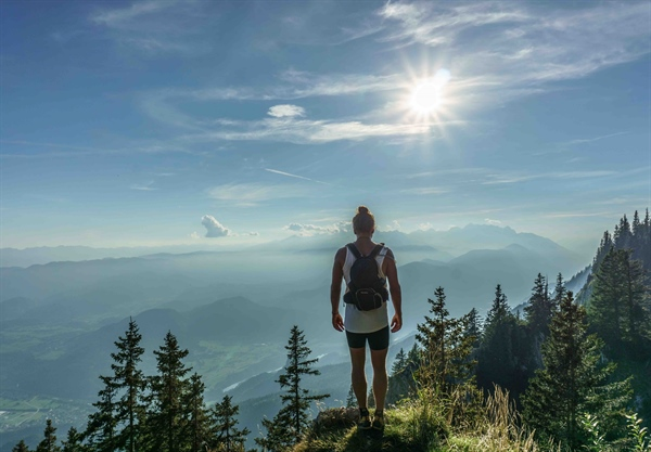 How 'Leaning In' To Nature Can Be Good For Your Health